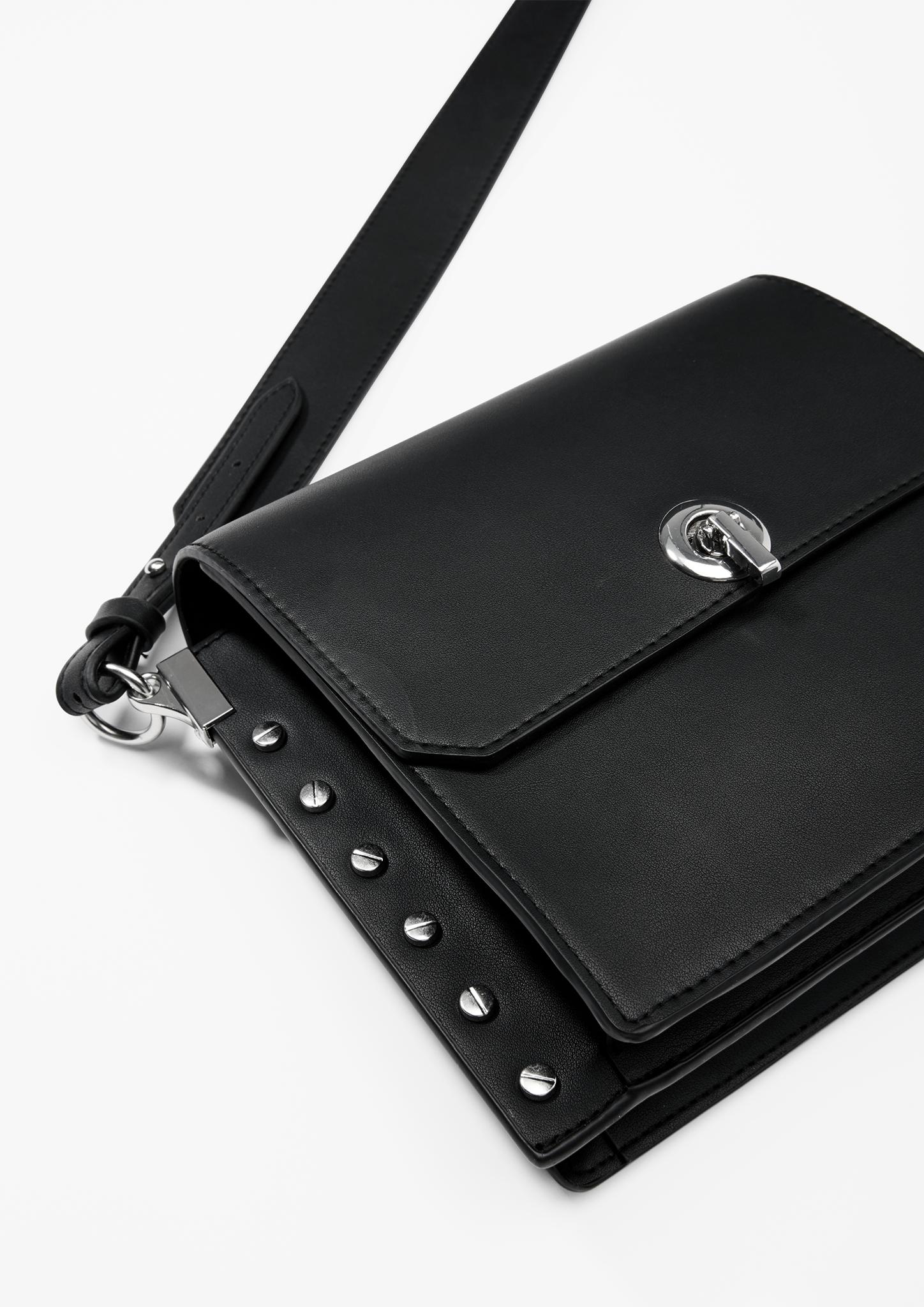 s.Oliver Accessories Women City Bag mit Nieten Neu