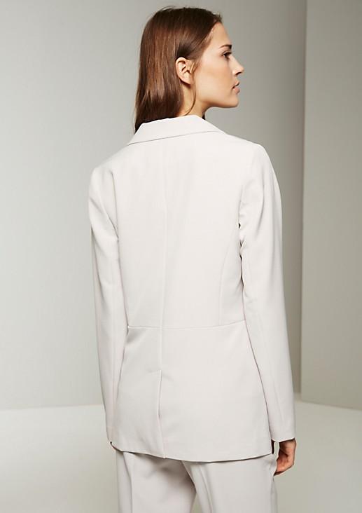 Feminine blazer with smart details from s.Oliver