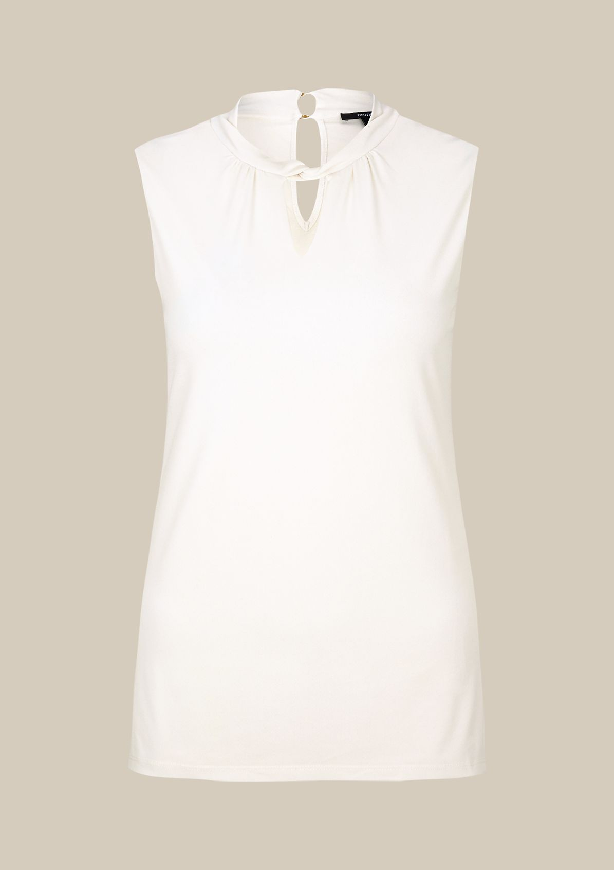 Fine top with decorative details from s.Oliver