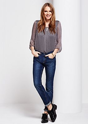 Classic jeans in a beautiful vintage wash from s.Oliver