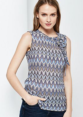 Tank top from s.Oliver