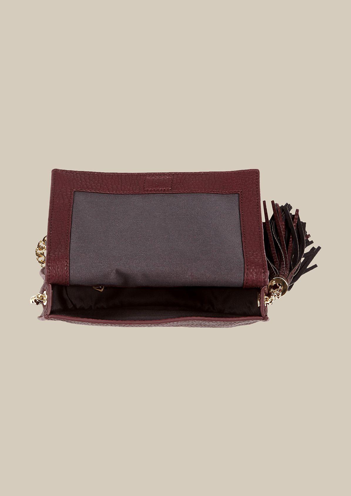 Elegant evening bag in imitation leather from s.Oliver