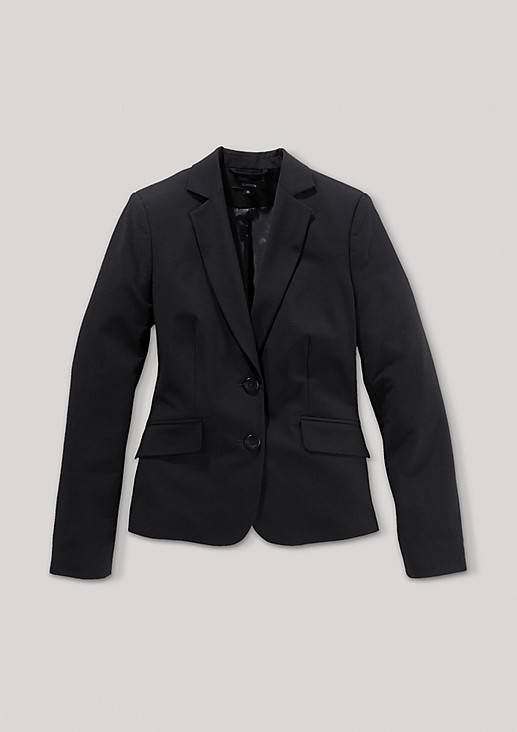 Elegant blazer with decorative details from s.Oliver