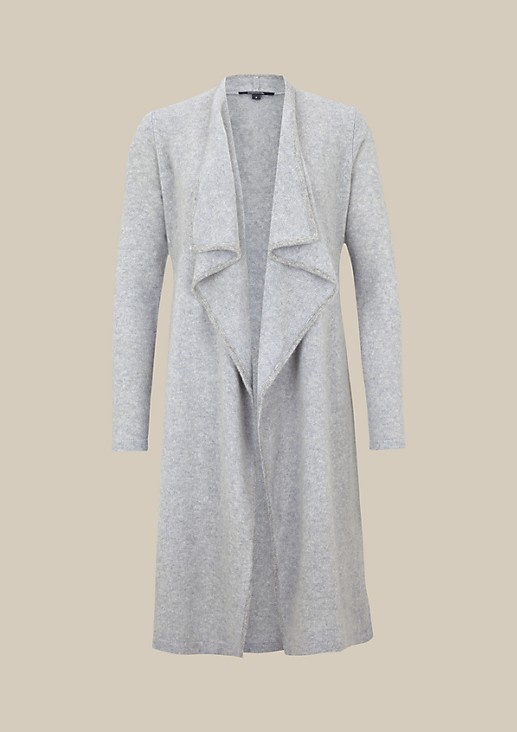 Cosy wool coat with wonderful details from s.Oliver