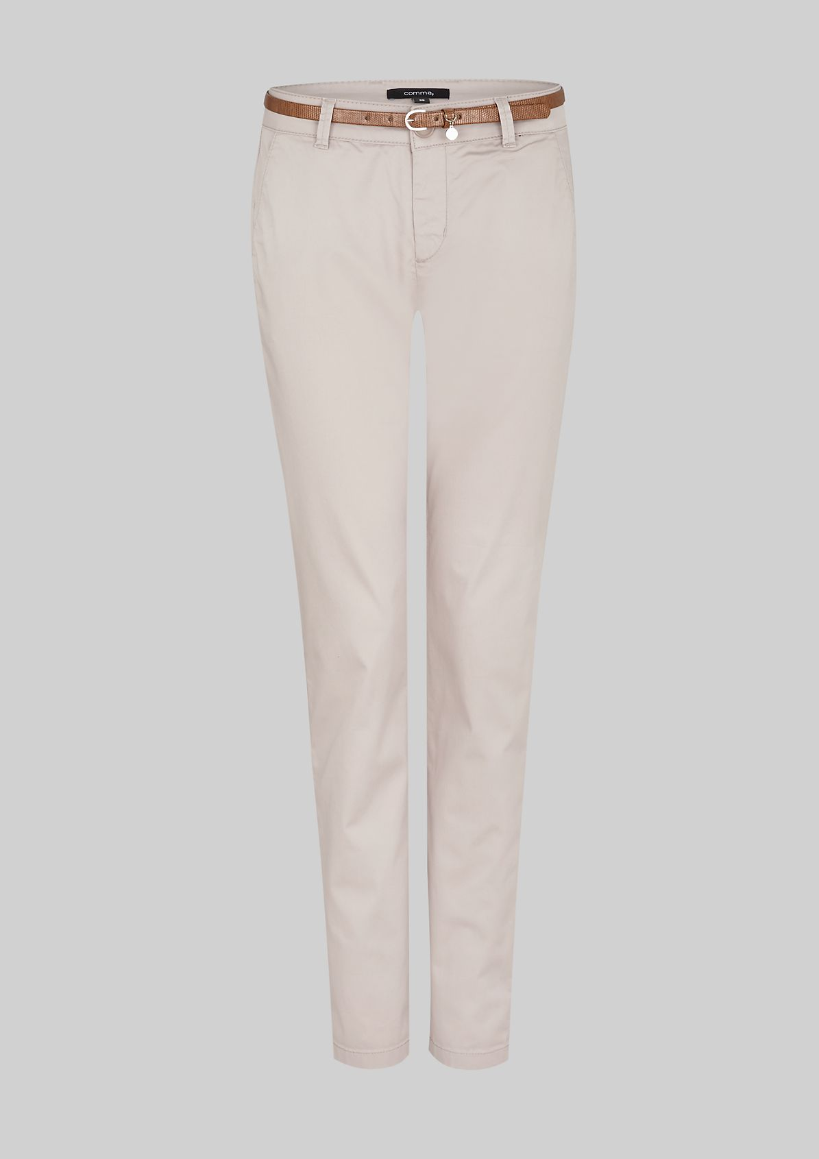 Classic chinos with fabulous details from s.Oliver