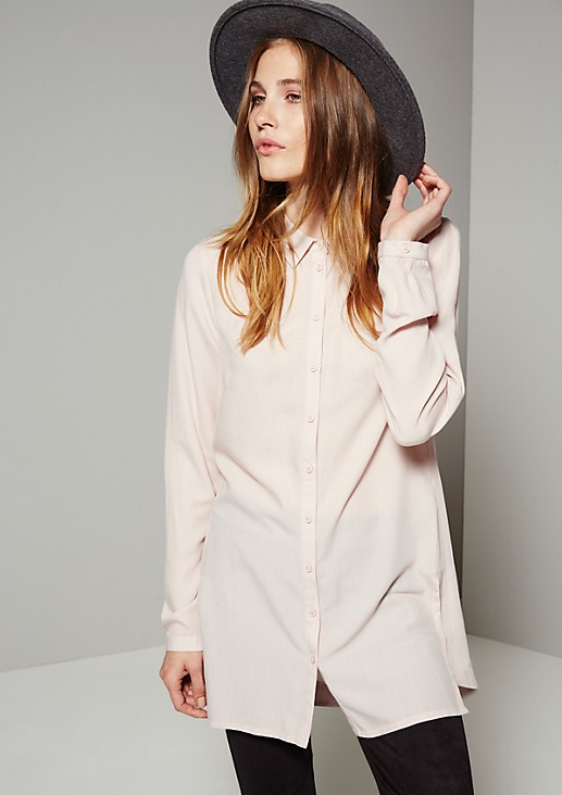 Beautiful shirt blouse with fine details from s.Oliver