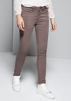 Casual trousers with sophisticated details from s.Oliver