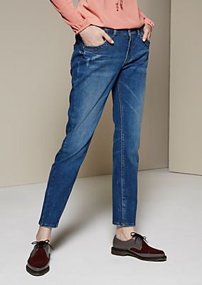 Classic jeans with a 7/8-length leg from s.Oliver