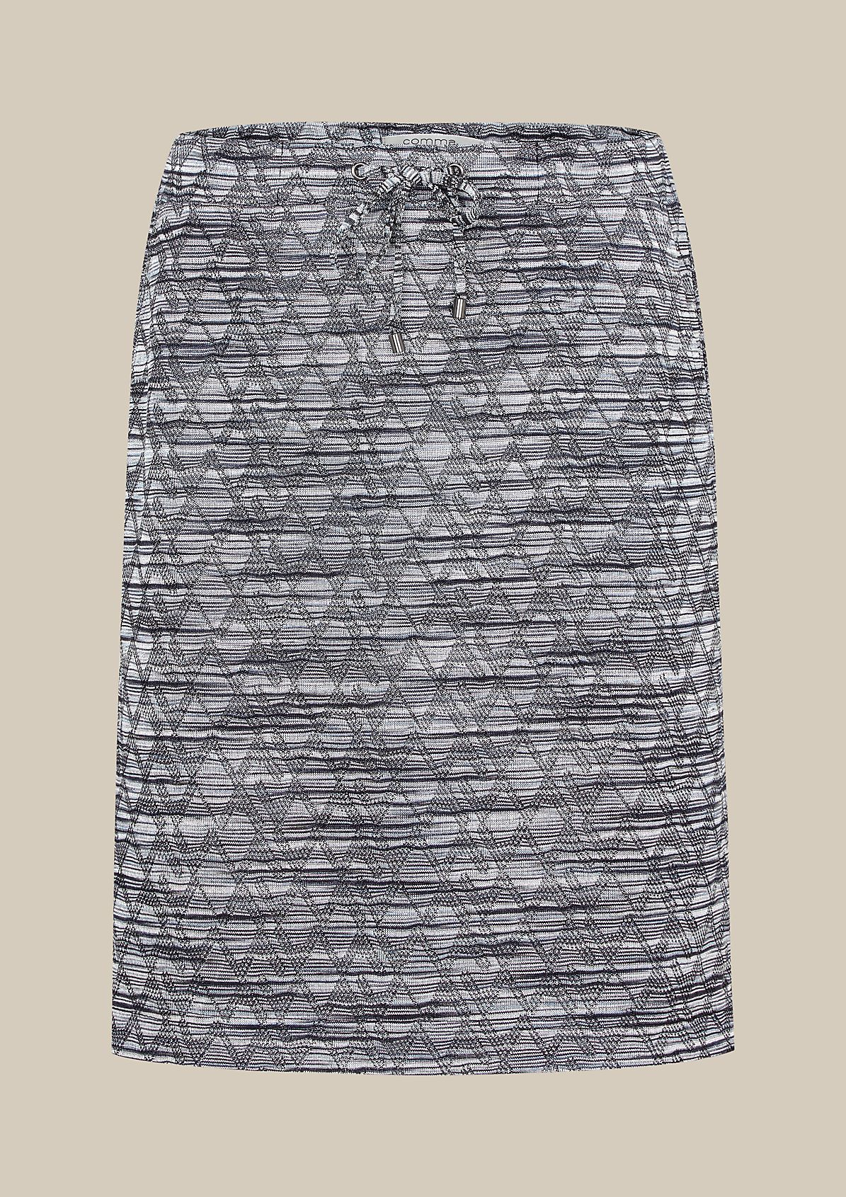 Pretty skirt with ties from s.Oliver