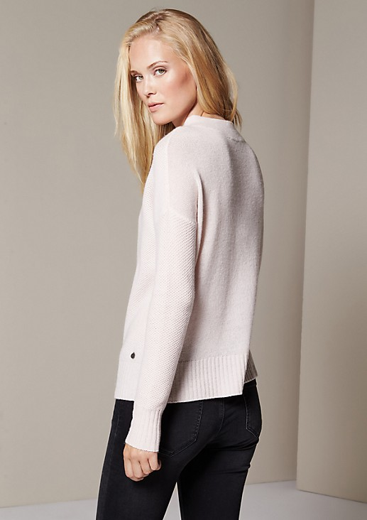 Soft knit jumper from s.Oliver