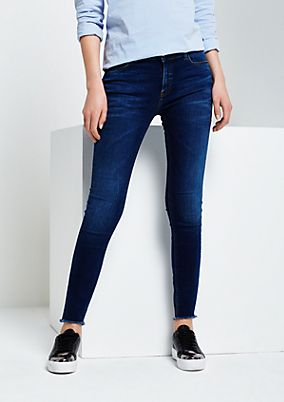 Smart skinny jeans in a vintage look from s.Oliver