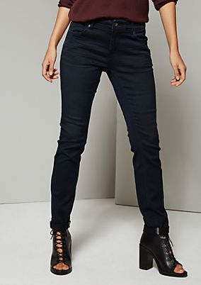 Classic jeans with a cool, vintage finish from s.Oliver