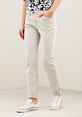 Coole Jeans mit aufregender Pigment-Waschung
