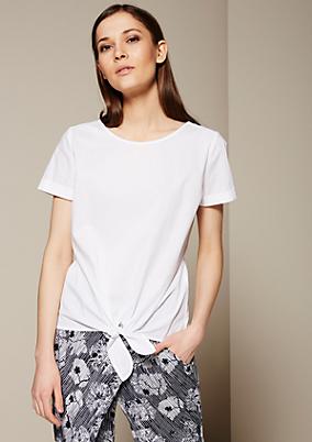 Extravagantes Blusenshirt mit tollen Details