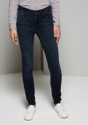 Feminine Jeans mit tollen Detailarbeiten
