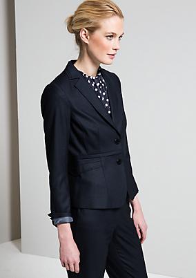 Femininer Blazer mit eleganten Designfeatures