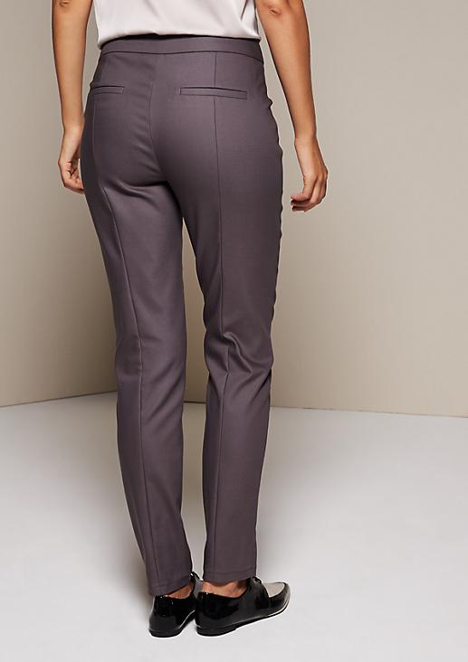 Edle Businesspants mit extravaganten Details