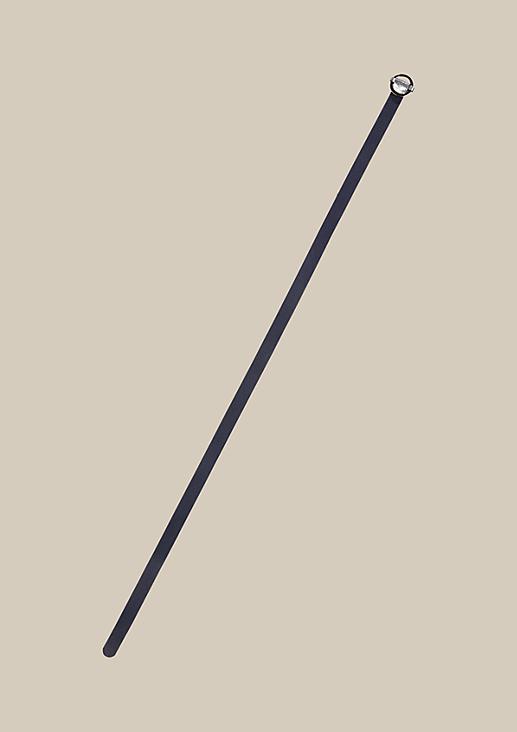 Edler Gürtel mit silbrig glänzender Oberfläche