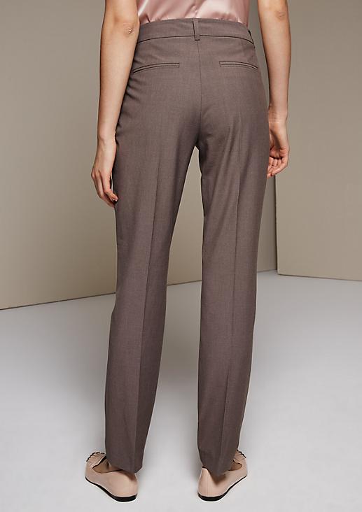 Elegante Businesspants mit Bügelfalten