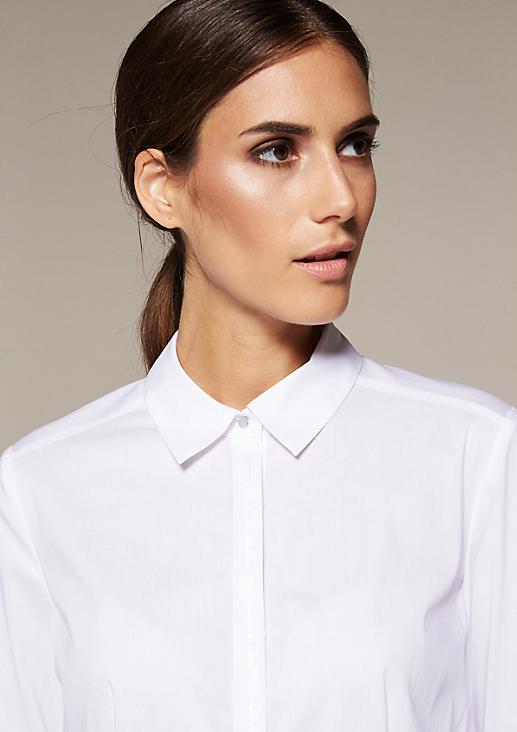 Feminine Bluse mit smarten Details