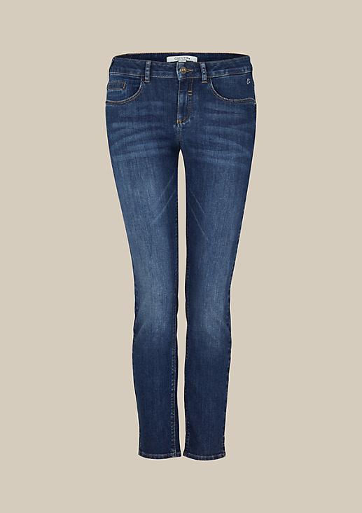 Leichte Jeans in schöner Used-Optik
