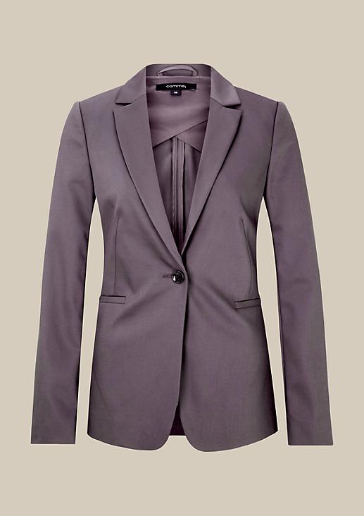 Smarter Blazer mit schönen Details