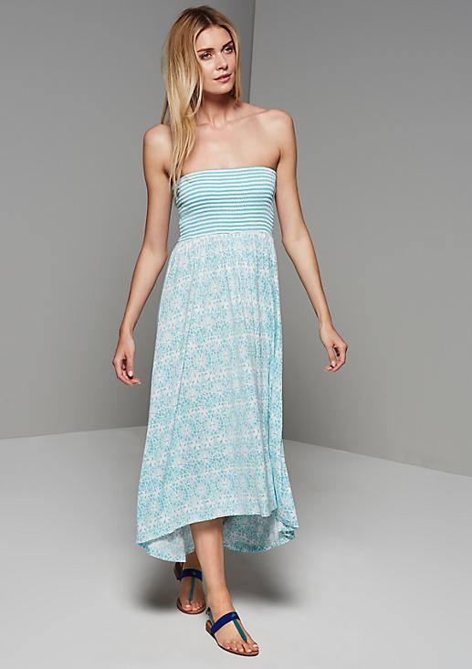 Sommerkleid mit schönem Blümchenmuster