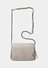 Elegante Abendtasche in edler Lederoptik