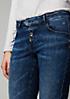Lässige Jeans in dezenter Waschung