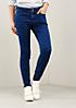 Leichte Jeans im aufregenden Used-Look