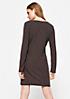 Sportliches Jerseyshirt mit schönem Minimal-Alloverprint