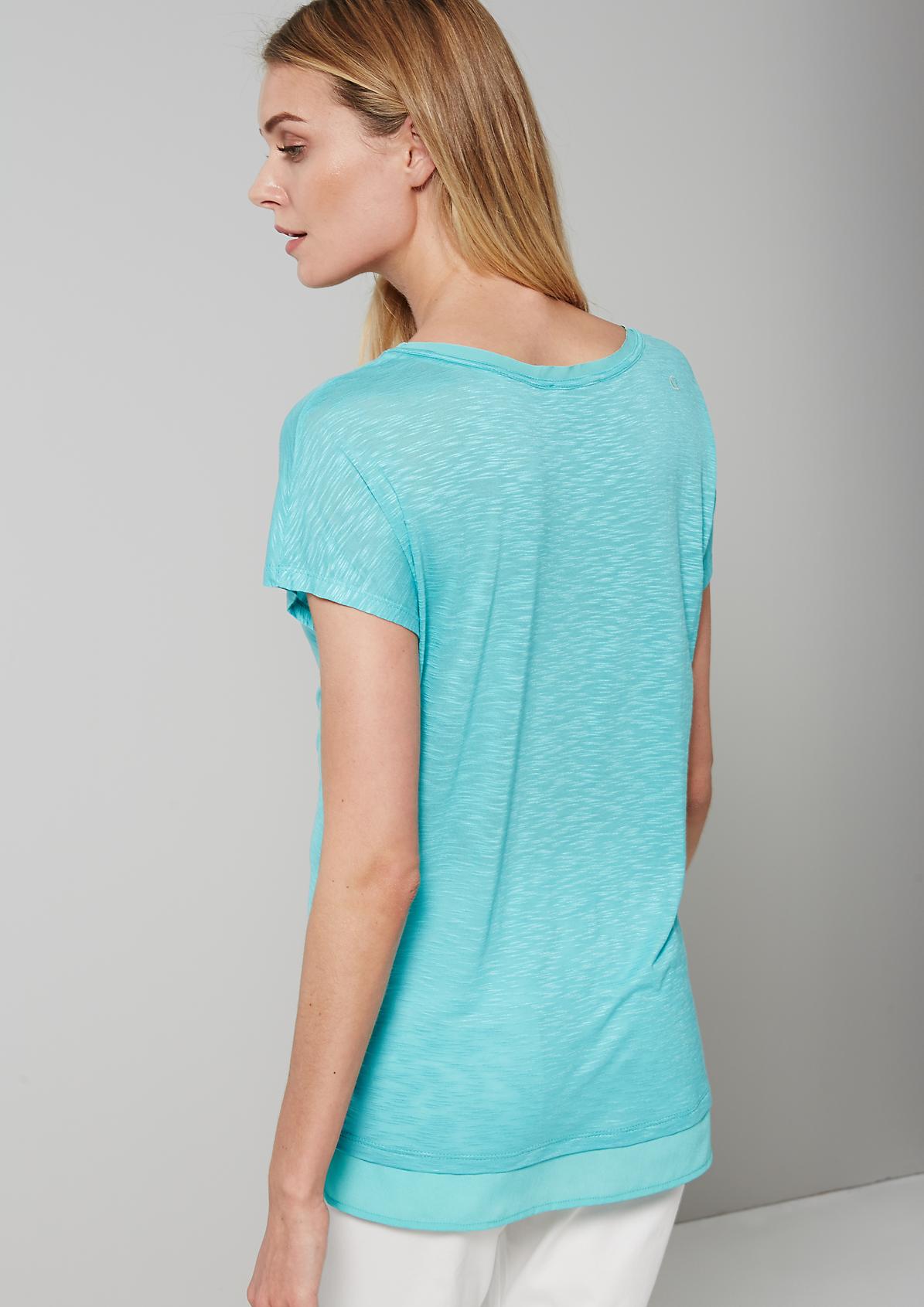 Lässiges Shirt mit tollen Designfeatures