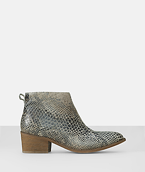 Ankle boots in a vintage look from liebeskind