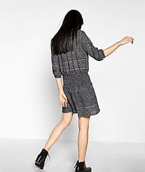 Blouse dress F2172802 from liebeskind