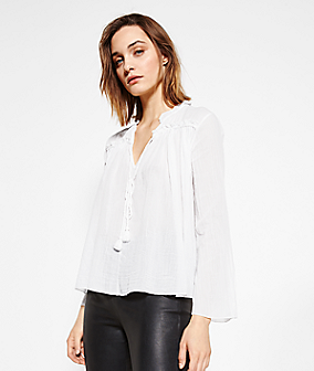 Blouse S1172110 from liebeskind