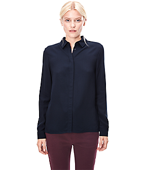 Blouse W1164200 from liebeskind