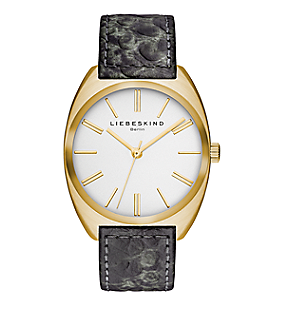 Brand New Snake Large LT-0009-LQ watch from liebeskind