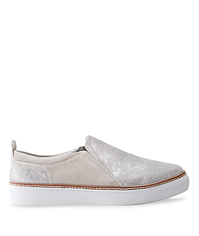 Calf hair slip-on sneaker LS0093 from liebeskind