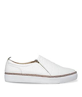 Croc embossed slip-on sneaker LS0093 from liebeskind