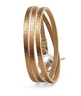 Joy leather bracelet from liebeskind