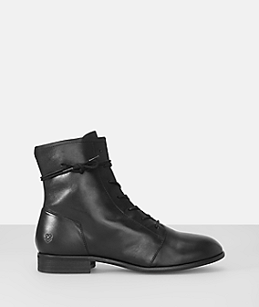 Lace-up ankle boots LF175000R from liebeskind