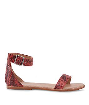 Sandalen mit Fersenriemchen LS0100