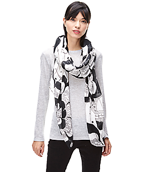 Scarf F1179550 from liebeskind