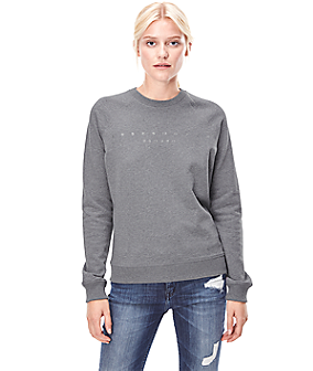 Sweatshirt jumper W1160011 from liebeskind