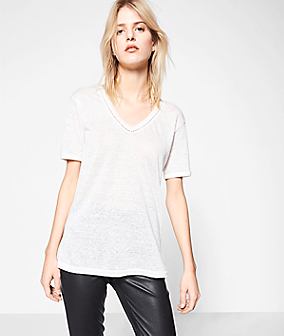 T-shirt F1170013 from liebeskind