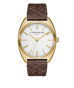 Vegetable Large LT-0055-LQ watch from liebeskind
