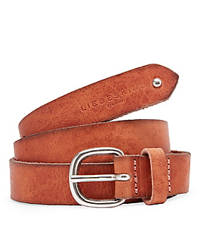 Vintage-look belt LKB666 from liebeskind