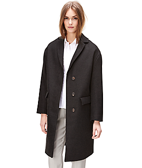 Wool coat MW4156200 from liebeskind