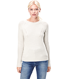 Wool jumper W1165001 from liebeskind
