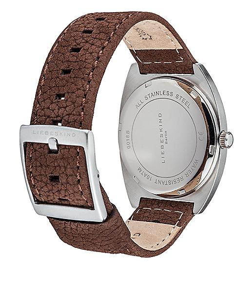 Armbanduhr Nubuk Large LT-0016-LQ